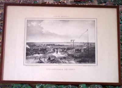 Camp de Beverloo - Vue Generale du Camp.