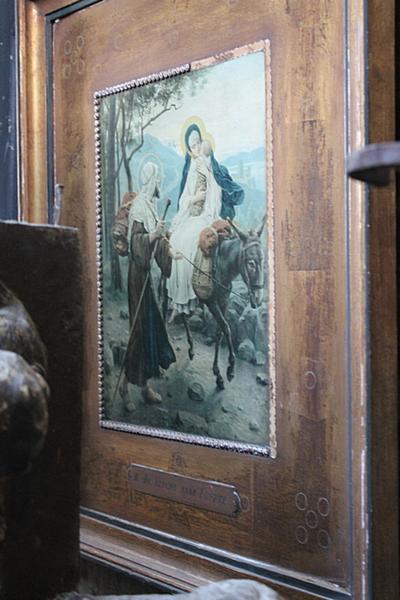 Schilderijen van de Zeven Smarten van Maria