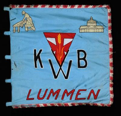 Vlag van K.W.B. Lummen