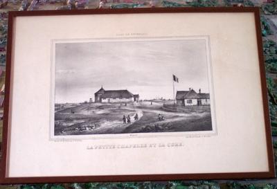 Camp de Beverloo - La petite Chapelle et la Cure.