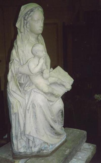 Beeld Onze Lieve Vrouw van de sieke lieden