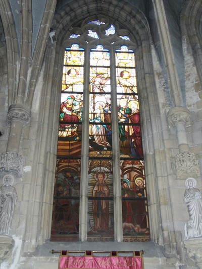 opdracht van Maria in tempel