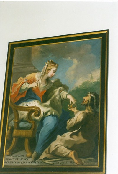 Liefdadigheid van heilige Elisabeth van Hongarije