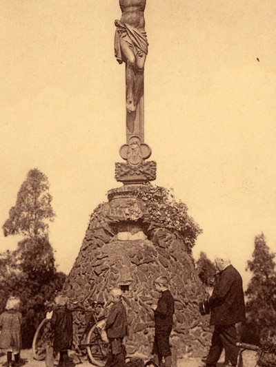 Kruis te Kester