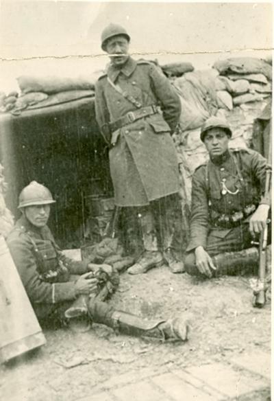 Voorpost Rijgersvliet (1917).