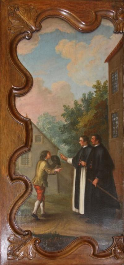 Johannes van Eppa in conversatie