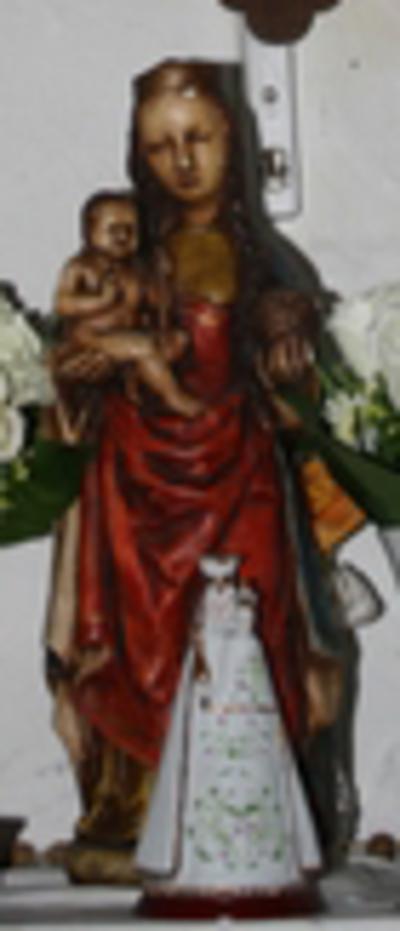 Onze-Lieve-Vrouw met de druiventros