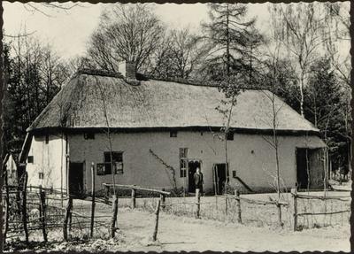 Kempisch boerderijtje uit Heist-op-den-berg Achterheide, 1679
