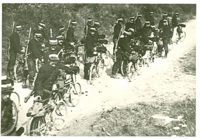 3de Compagnie Cyclisten.