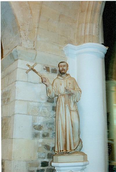 H. Franciscus Xaverius