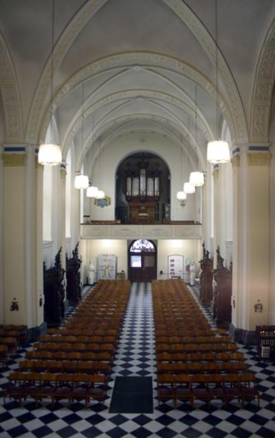 Orgeldoksaal