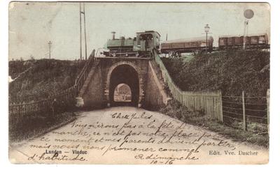 Landen. Viaduct