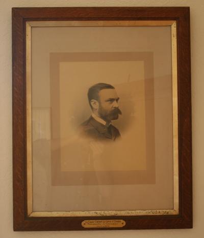 Raimond Cornet de Grez d'Elsius, burgemeester van Dworp