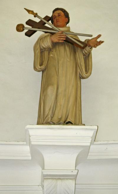 Heilige Bernadus van Clairvaux