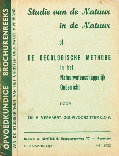 Studie van de Natuur in de Natuur.