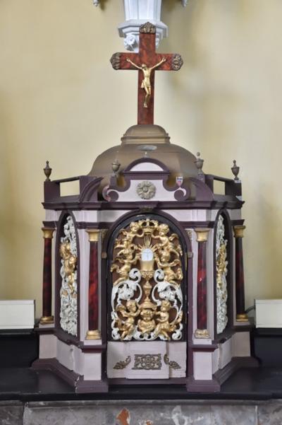 Tabernakel Maria-altaar