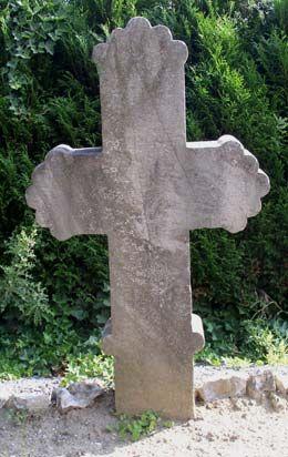 grafkruis van Hendrik Hosset en Phillipet Heen