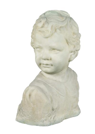 Kinderhoofd - Koning Albert II