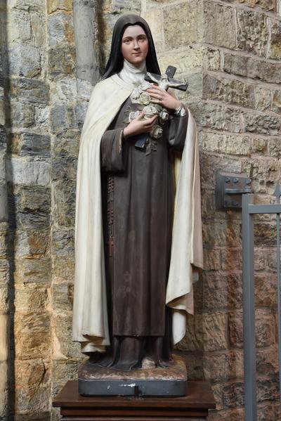Beeld 'Heilige Theresa van Lisieux'
