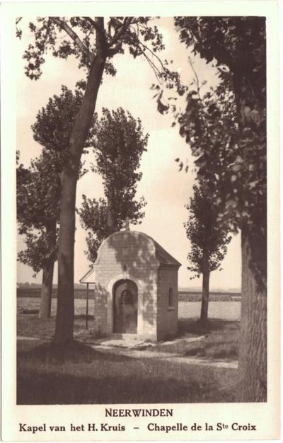 Neerwinden, Kapel van het H.Kruis