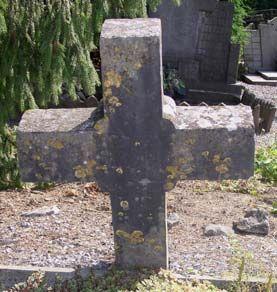 grafkruis van Daen Danen, Peter Victor en Margaretha Victor