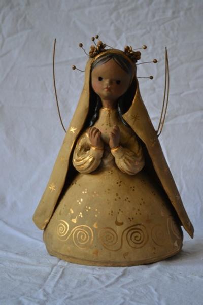 Tien kerststalfiguren
