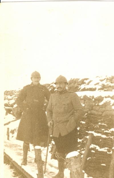 a caeskerke (Dixmude) février 1916