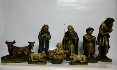 Kerststalfiguren