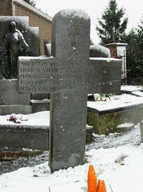grafkruis van Walther Gilis en Maria Elisabeth Gilissen