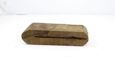 Handvat van handwerktuig voor hout glad te schrapen