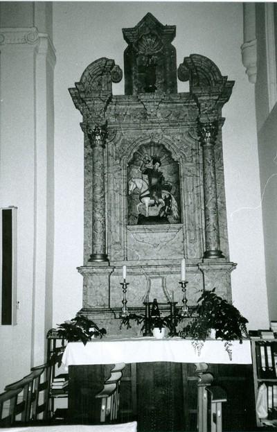 Zijaltaar H. Martinus