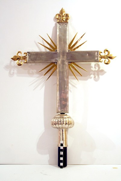 kruisbeeld - processiekruis