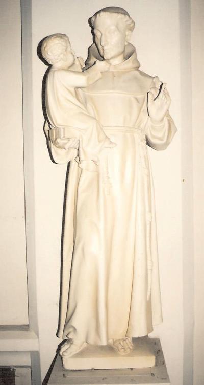 Heilige Antonius van Padua (met Kindeke Jezus)