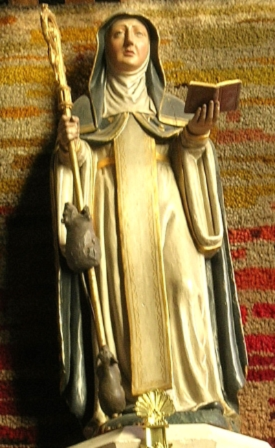 beeld H. Gertrudis