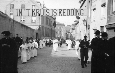 In 't Kruis is Redding