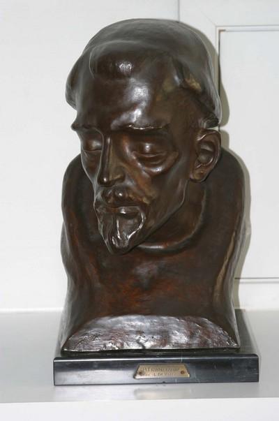 Buste van H. Franciscus