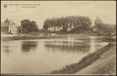 Beeringen Kom van het kanal Bassin du canal