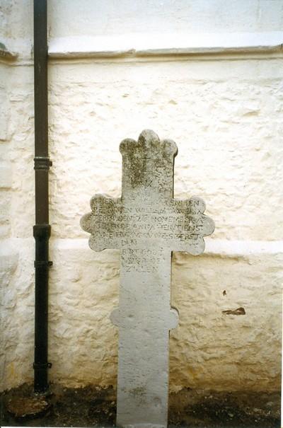grafkruis W. Ouwerix en A. Heintjens