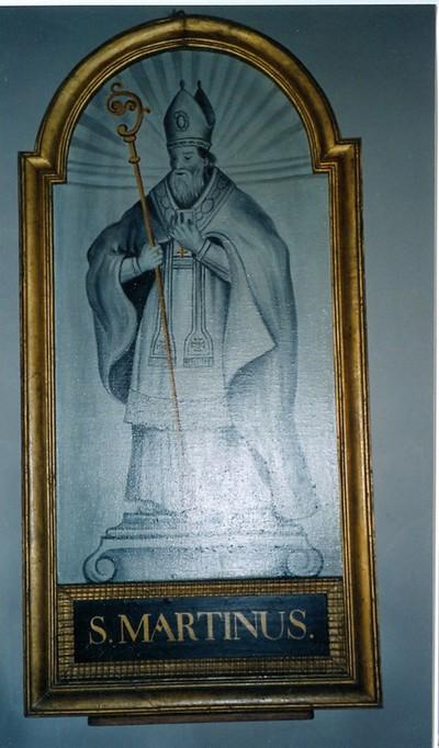 de heilige Martinus