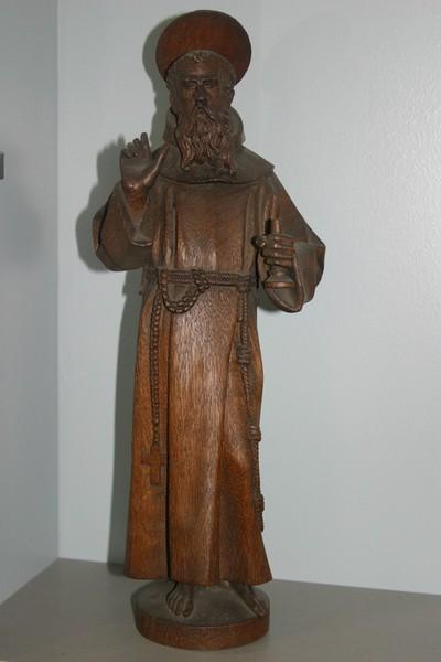 Heilige Bernardinus van Siena ?