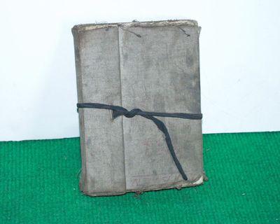 notaboekje