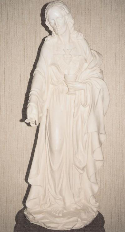Heilig Hart volgens Margaretha Maria Alacoque