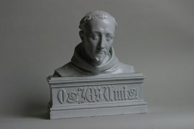 buste Heilige Franciscus van Assisi