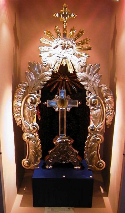Expositietroon H. Sacramentsprocessie