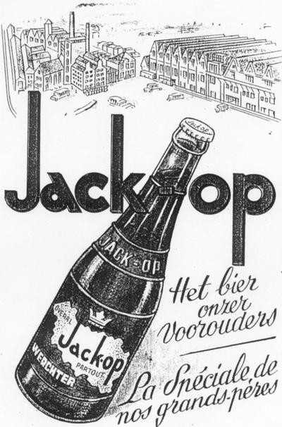 Jack-Op Het bier onzer voorouders