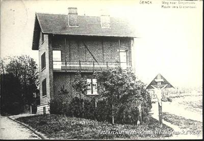 Genck Weg naar Diepenbeek