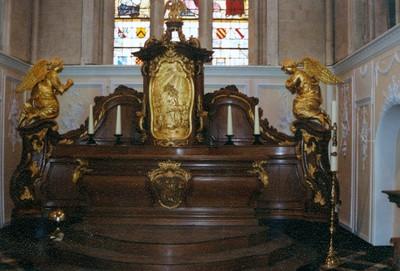 oud altaar