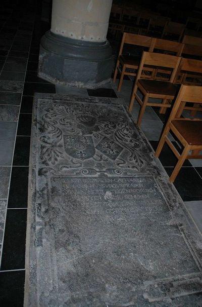 grafsteen van Heer-Morsmans