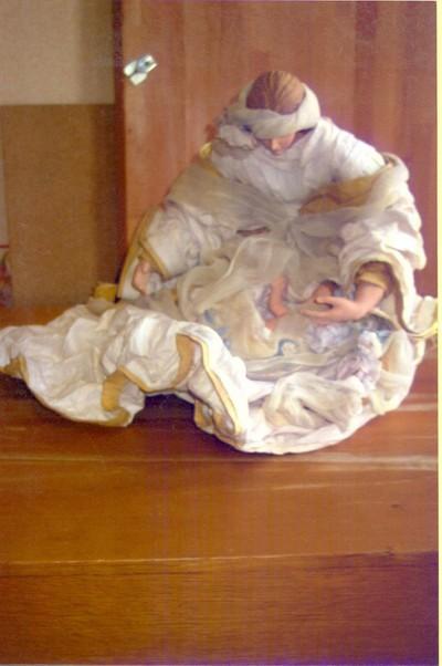 H. Maria, H. Jozef, kindje Jezus