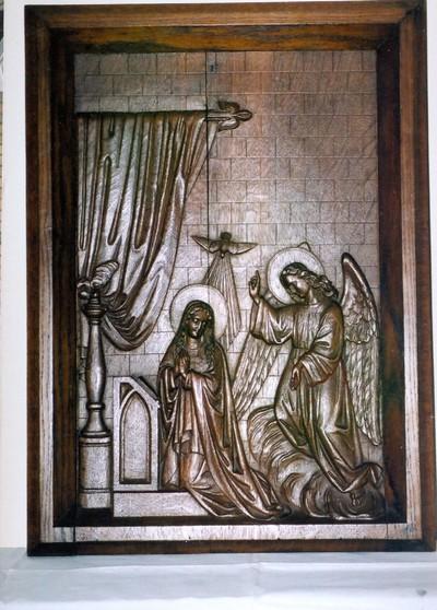 boodschap H. Gabriël, engel aan Maria
